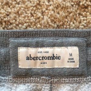 abercrombie kids Bottoms - Abercrombie & Fitch kids soft shorts
